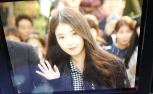151017 IU at UNIONBAY Fansign Meeting