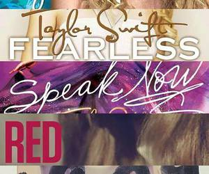 1989 fearless red speak now