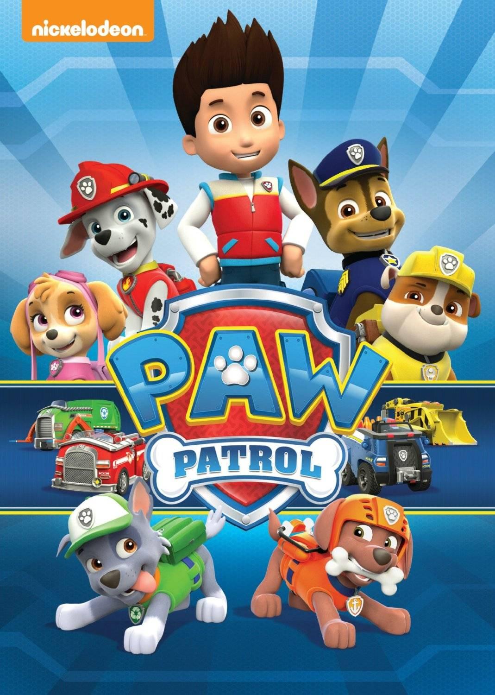 3086 paw patrol hd پیپر وال