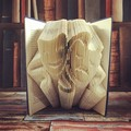 3D Book Sculpture - acting fan art