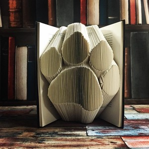 3D Book Sculpture