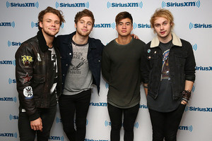 5Sos at SiriusXm