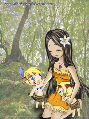 APH America Native Mother