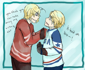 APH broBROBROOOO (Angry Canada and scary America)