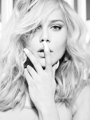 Abbie Cornish - Angeleno Magazine Photoshoot - February 2014