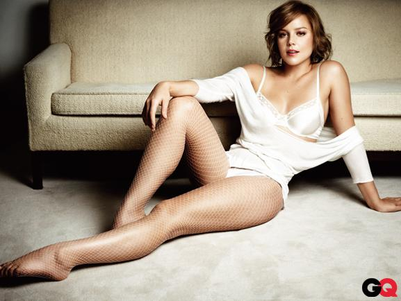 Abbie Cornish - GQ Photoshoot - April 2011