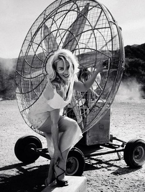 Abbie Cornish - Porter Magazine Photoshoot - Summer 2014
