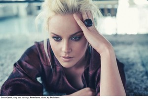 Abbie Cornish - The Blind Magazine Photoshoot - February 2014