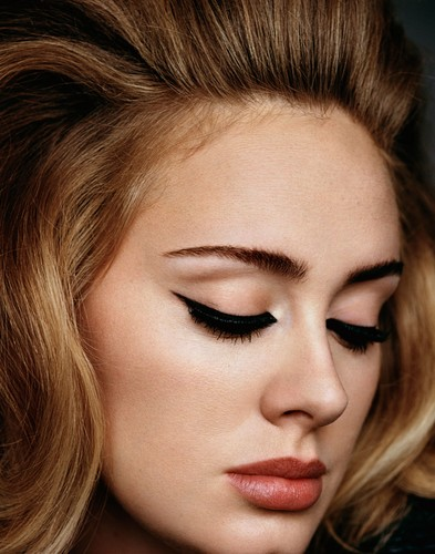 Adele Wallpaper Containing A Portrait Titled For I