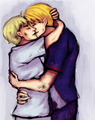 After Game kiss - hetalia-couples photo