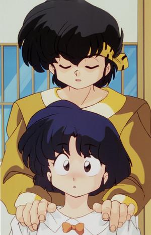 Akane Tendo getting proposed to 由 Ryoga Hibiki