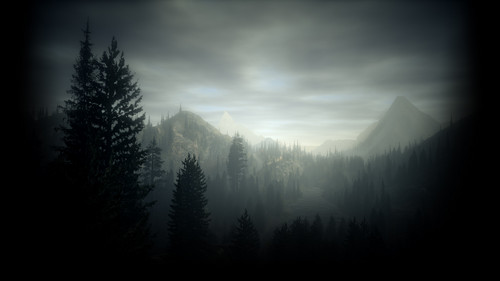 Video Games Gambar Alan Wake Hd Wallpaper And Background Foto