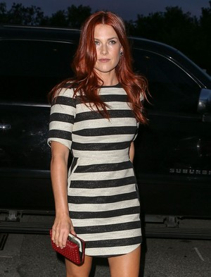 Ali at The A List 15th Anniversary Party