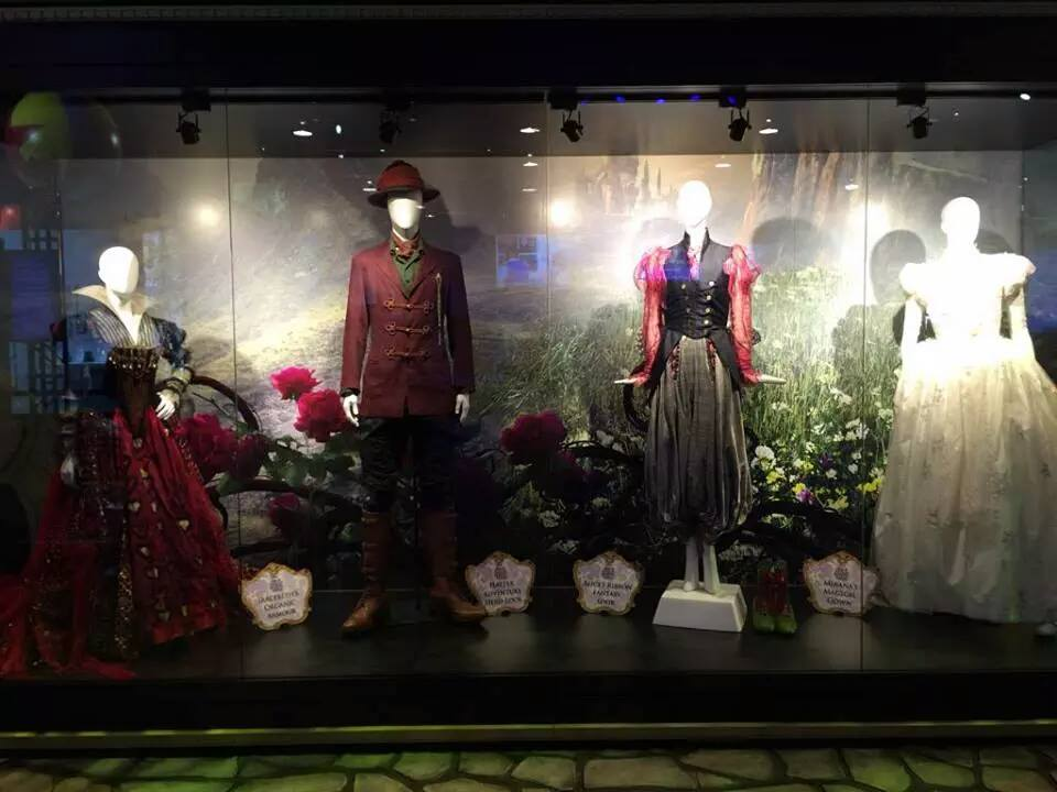 Alice Through the Looking Glass Costumes
