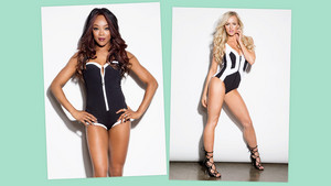 Alicia 狐, フォックス and Summer Rae