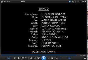 Alpha and Omega Eur. Portuguese Cast