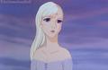 Amalthea with short hair - the-last-unicorn photo