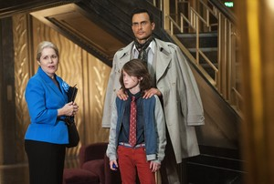 "American Horror Story: Hotel ""Checking In"" (5x01) promotional picture"