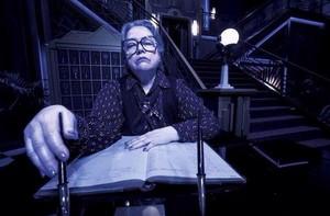 American Horror Story: Hotel Season 5 Iris Portrait