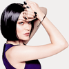 Jessie J photo with a portrait entitled American Way
