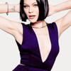 Jessie J photo possibly containing a bustier, a maillot, and a leotard titled American Way