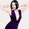 Jessie J photo probably containing a bustier titled American Way