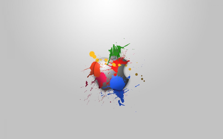 Apple Paintball Splats Apple Wallpaper 38946913 Fanpop
