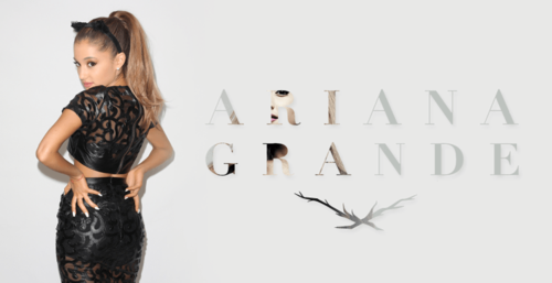 Ariana Grande wallpaper probably containing a dinner dress, a cocktail dress, and a portrait titled Ariana wallpaper