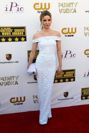 Arrivals at the Critics' Choice Awards
