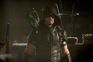 Arrow 4.02 ''The Candidate''