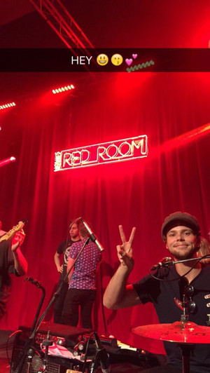 Ash at The Red Room