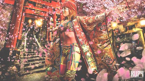 wwe wallpaper entitled Asuka
