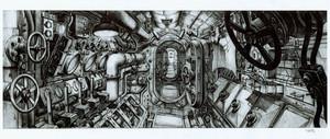Atlantis: The হারিয়ে গেছে Empire Concept Art