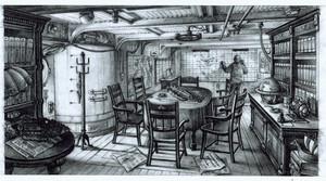 Atlantis: The Lost Empire Concept Art
