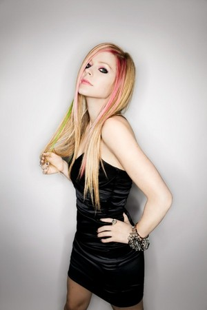 Avril Lavigne Wild Rose shoot ♥