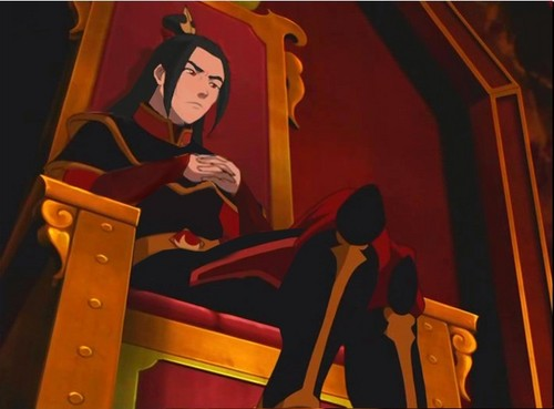 Avatar The Last Airbender kertas dinding called Azula