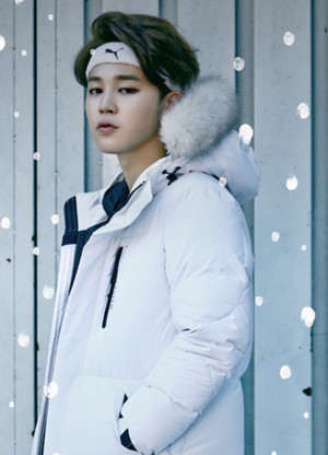 BTS X PUMA WINTER COLLECTION