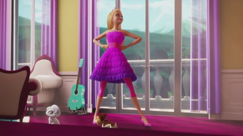 Barbie Movies wallpaper titled Barbie In Princess Power