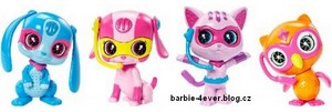 Barbie: Spy Squad - animali