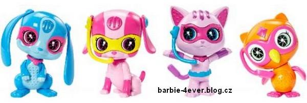 Barbie: Spy Squad - 动物