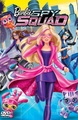 búp bê barbie Spy Squad DVD Cover
