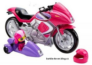 Barbie: Spy Squad - Motorbike