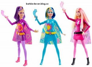 বার্বি in Princess Power New 2016 Dolls?