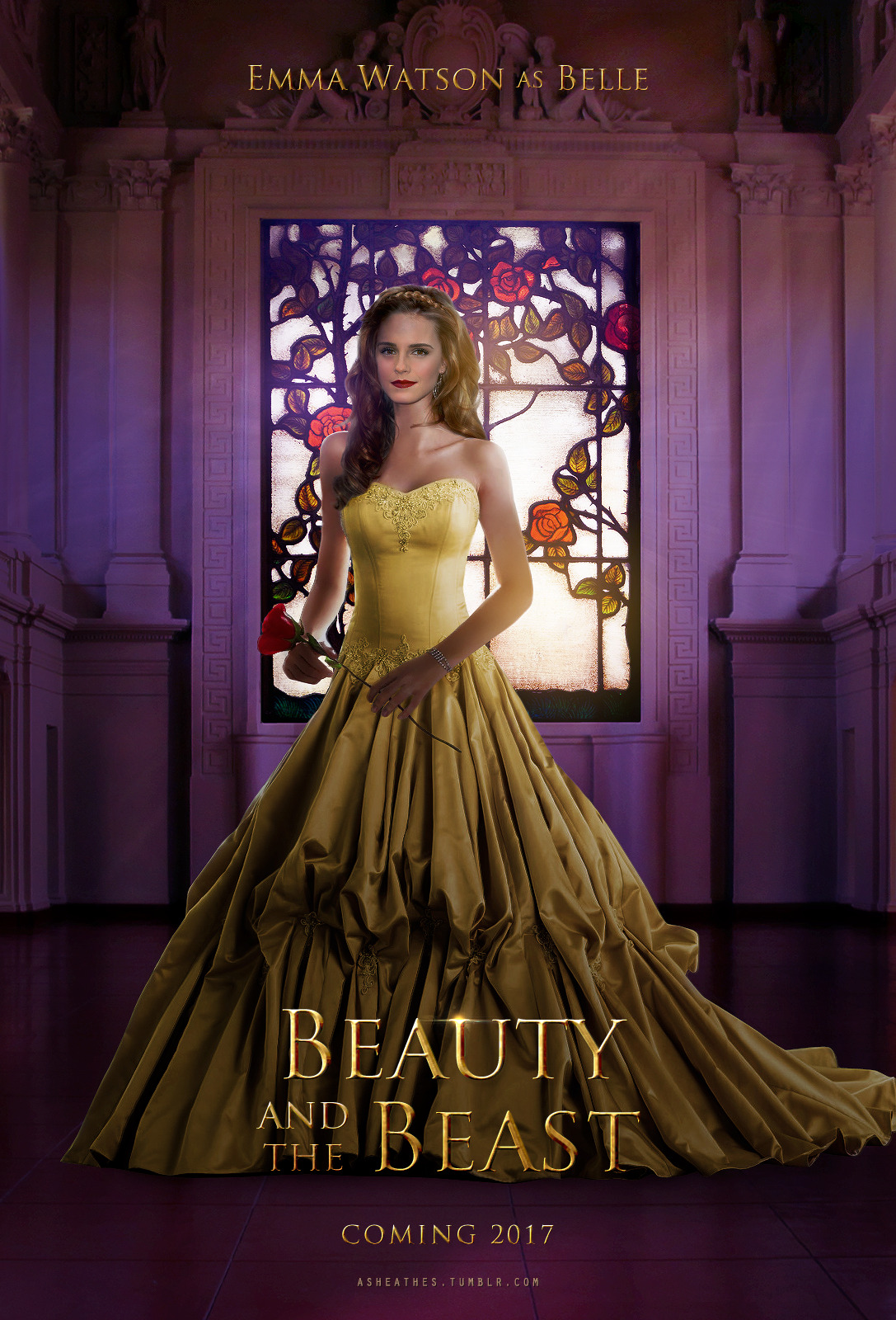 Beauty and the Beast 2017 Synopsis Film Movie Trailer