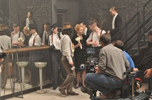Behind the scenes of Better than l'amour