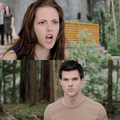 Bella and Jacob - twilight-series photo
