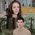 Bella and Jacob - twilight-series photo