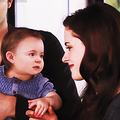 Bella and her little nudger - twilight-series photo