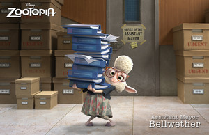 Bellwether - Zootopia