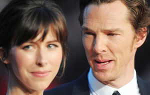 Benedict and Sophie - BFI 2015